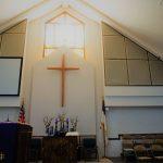 First UMC Lafayette Altar