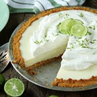 Home Made Key Lime Pie
