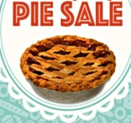 Thanksgiving Pie Sale – United Methodist Women!